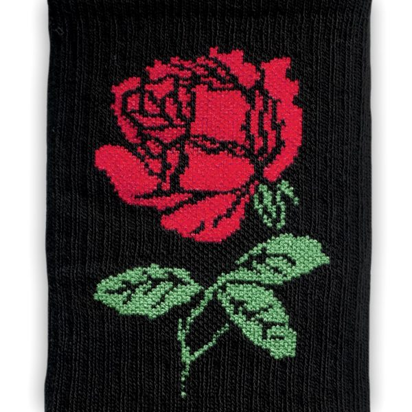 Ponožky ruža