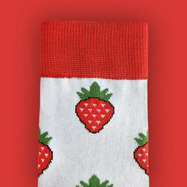 jahody jahodky ponozky vyrobene na slovensku
