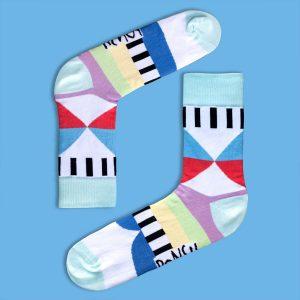 farebne ponozky pastelky