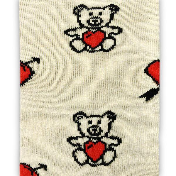 Ponožky valentín
